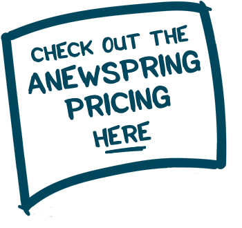 anewspring pricing no hidden costs